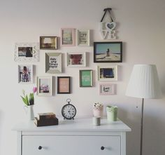 New inspiration wall in my room  #interior #decoration #ideas