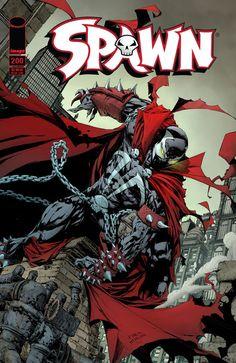 spawn comics   Spawn' #200, Image Comics