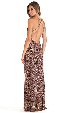 Tysa South Pacific Maxi Dress in India | REVOLVE