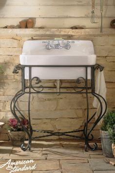 Americanstandard Country Kitchensink Looks Awesome Did You Know You
