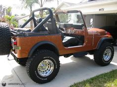 Photo of a 1983 Jeep cj7 (cj7)