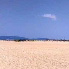 A praia em modo sereno, a minha #praia // The beach in quiet way #beachlife #praiaserena #serenity #aminhapraia #alvor