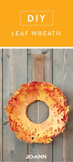 421 best Fall Projects with JOANN images on Pinterest in 2018 | Fall ...