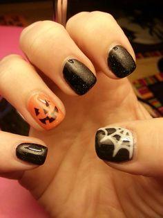 Spooky And Cute Acrylic Halloween Nails Art Ideas ; Spooky And Cute Acrylic Halloween Nails Art Ideas ; Halloween Toe Nails, Halloween Nail Designs, Halloween Halloween, Cotton Candy Nails, Toe Nail Designs, Art Designs, Nagel Gel, Holiday Nails, Fall Nails