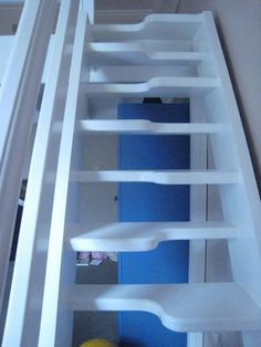 Paddle Staircase To Loft Stairs Pinterest Products