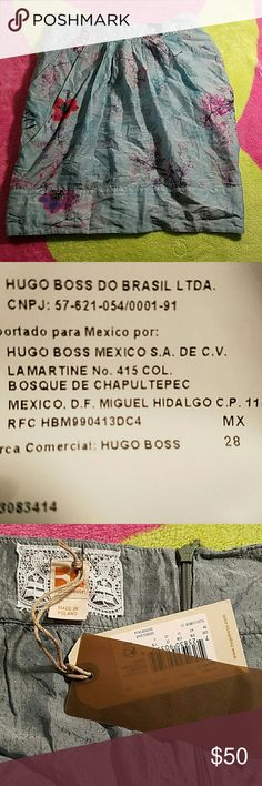 """Hugo Boss """"Boss Orange"""" Skirt New Brand new with tags attached.  No damage rips tears or stains.  Fully lined. BOSS ORANGE Skirts Pencil"""