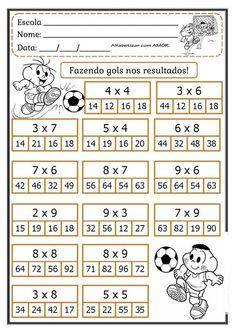 Math For Kids, Fun Math, Math Games, Math Activities, Mental Maths Worksheets, First Grade Math Worksheets, Math Resources, Mathematics Geometry, Math Charts