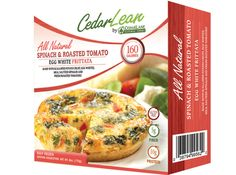 ? Try a CedarLane Garden Vegetable and Mozzarella Egg White Omelette ...