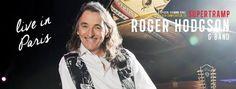 Roger Hodgson ~ Live in Paris !  Rendez-vous le samedi 27 mai 2017 au Grand Rex à Paris pour une soirée exceptionnelle !