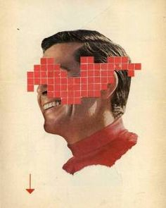 """upperplayground: """"Collages by Anthony Gerace. via news.upperplayground.com #upnews """""""