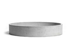 concrete washbasin URBI et ORBI