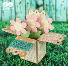 3D Pop-up Flower Card
