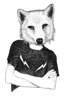 wolf: wolf