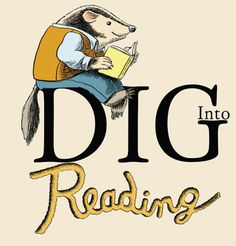 Dig into Reading this summer!!