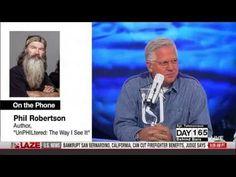 "Phil Robertson on Political Correctness   ""Glenn Beck Radio Program"""