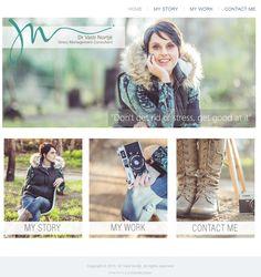 Website for Dr Vasti Nortje