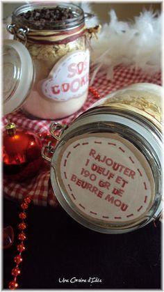 Une Graine dIdée: *Recette - Gourmandises de Noël* - SOS Cookies