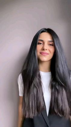 Hairdo For Long Hair, Easy Hairstyles For Long Hair, Braided Hairstyles, Front Hair Styles, Medium Hair Styles, Curly Hair Styles, Hair Tips Video, Hair Videos, Layered Haircuts For Medium Hair