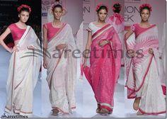 Soumitra Mandal Sarees 2013