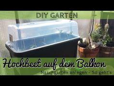 Hochbeet anlegen auf dem Balkon - Urban Gardening - http://news.gardencentreshopping.co.uk/garden-furniture/hochbeet-anlegen-auf-dem-balkon-urban-gardening/