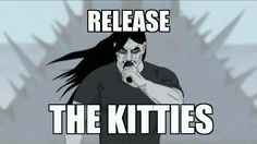 how i feel some days on imgur as a metal fan... goddamn kitties - Imgur