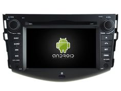 Android 5.1.1 CAR Audio DVD player FOR TOYOTA RAV4 2008-2011 gps Multimedia head device unit  receiver BT WIFI