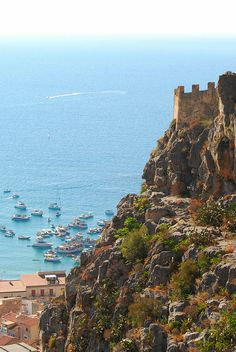 Cefalù (Sicily),Italy. Picture it !