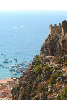 Cefalù (Sicily),Italy