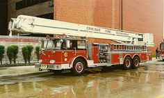 """Chicago FD.....Home of the """"Snorkel"""" !"""
