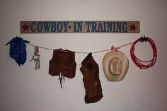 Cowboy in training.. Definitely doing this!