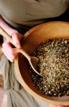 Herbal Tea Alchemy | The sensual art of blending your own brilliant and healing herbal teas.