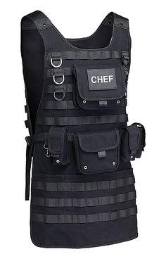 http://www.amazon.com/ThinkGeek-Tactical-BBQ-Apron/dp/B00D08KW3E/ref=sr_1_73?s=kitchen