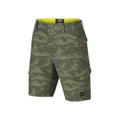 Oakley Hybrid Shorts - Resonance Cargo - Worn Olive