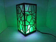 Medium  Art Deco Light  Color Changing  Stylish by RCubedCreations