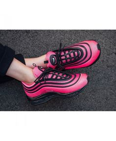 buy online cda96 c9ff1 Discount Nike Air Max 97 Ultra 17 Racer Pink Womens Trainers Sale UK