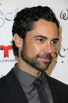 Danny Pino at the 2015 Imagen Awards. Photo credit: David Livingston