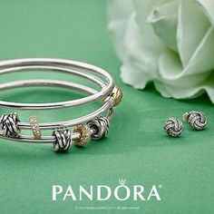 At PANDORA Jewellery, gold and silver have joined forces. This idea of mixing metals can allow you to create a look that is simply your own.#orangeville #pearhome #pandora