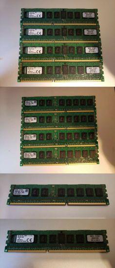 8x8GB DDR3 PC3-10600R ECC Reg Server Memory RAM Dell Precision T3600 64GB