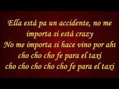 El Taxi (Letra) Osmani Garcia Ft Pitbull, Sensato - YouTube