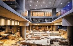 Exploring the Ancient City Beneath the Acropolis Museum - Greece Is
