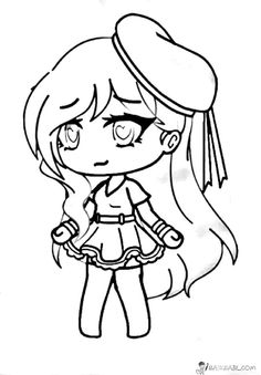 Create unusual characters, explore the beautiful game world with our Gacha Life coloring pages. A unique collection for fans of the Japanese genre. Quote Coloring Pages, Unicorn Coloring Pages, Princess Coloring Pages, Coloring Pages For Girls, Free Coloring Pages, Printable Coloring Pages, Coloring Books, Coloring Sheets, Anime Girl Drawings