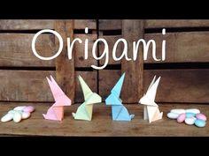 Haz conejitos de papel con tus hijos - Actividad fácil, creativa y divertida realizada por Juntines Planes, ¡cuyo canal de YouTube inspirador no se puede perder! https://www.youtube.com/channel/UCUHfMx4Xxd9q9hrOOtqVxdA