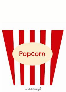 DIY Popcorn game for preschoolers