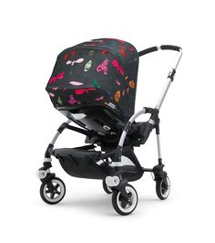 """Andy Warhol + bugaboo bee sun canopy - """"the happy bugs"""" collection product photo"""
