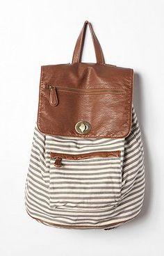 black rucksack backpack | My Style | Pinterest | Rucksack backpack ...
