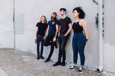 Small Circle (members of Sorority Noise) Announce 'Cyclical,' Coming Out September 8th on Flower Girl RecordsWithGuitars