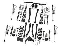Teraflex 3 in. Sport S/T3 Suspension w/ Fox Shocks (07-17 Wrangler JK 2-Door)