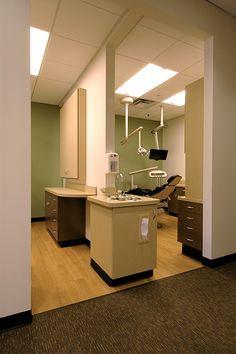 dental office designs | Larkridge Family Dentistry - Dental Office Design by JoeArchitect in ...