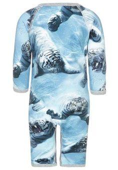 Molo - FLEMING - Jumpsuit - blau