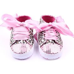 Cheap toddler baby girl, Buy Quality toddler baby directly from China baby girl shoes Suppliers: New Pattern Best Sellers Toddler Baby Girls Shoes Floral Leopard Sequin Infant Soft Sole First Walker Cotton Shoes Baby Non Slip Sneakers, Baby Sneakers, Girls Sneakers, Girls Shoes, Baby Crib Shoes, Sequin Shoes, Baby Leopard, Leopard Shoes, Walker Shoes